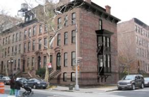 Brooklyn Heights Brownstone