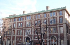 Philosophy Hall – Columbia University