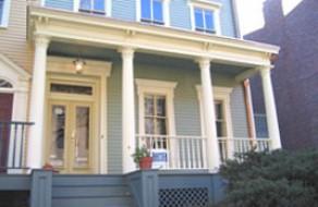 Porch and Facade Restoration
